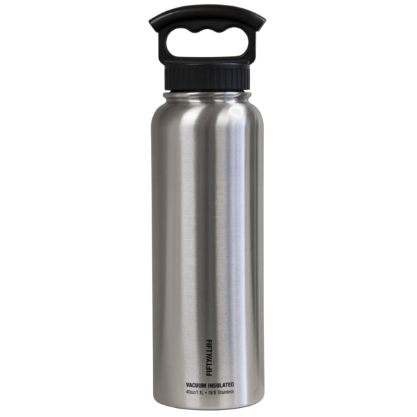 Fifty Fifty Insulated 40 OZ SS Bottle
