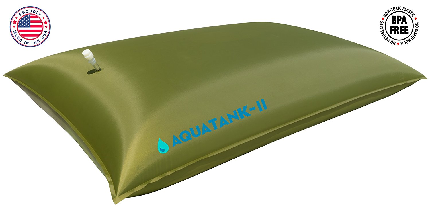 AQUATANK II  EMERGENCY WATER STORAGE TANK BAG