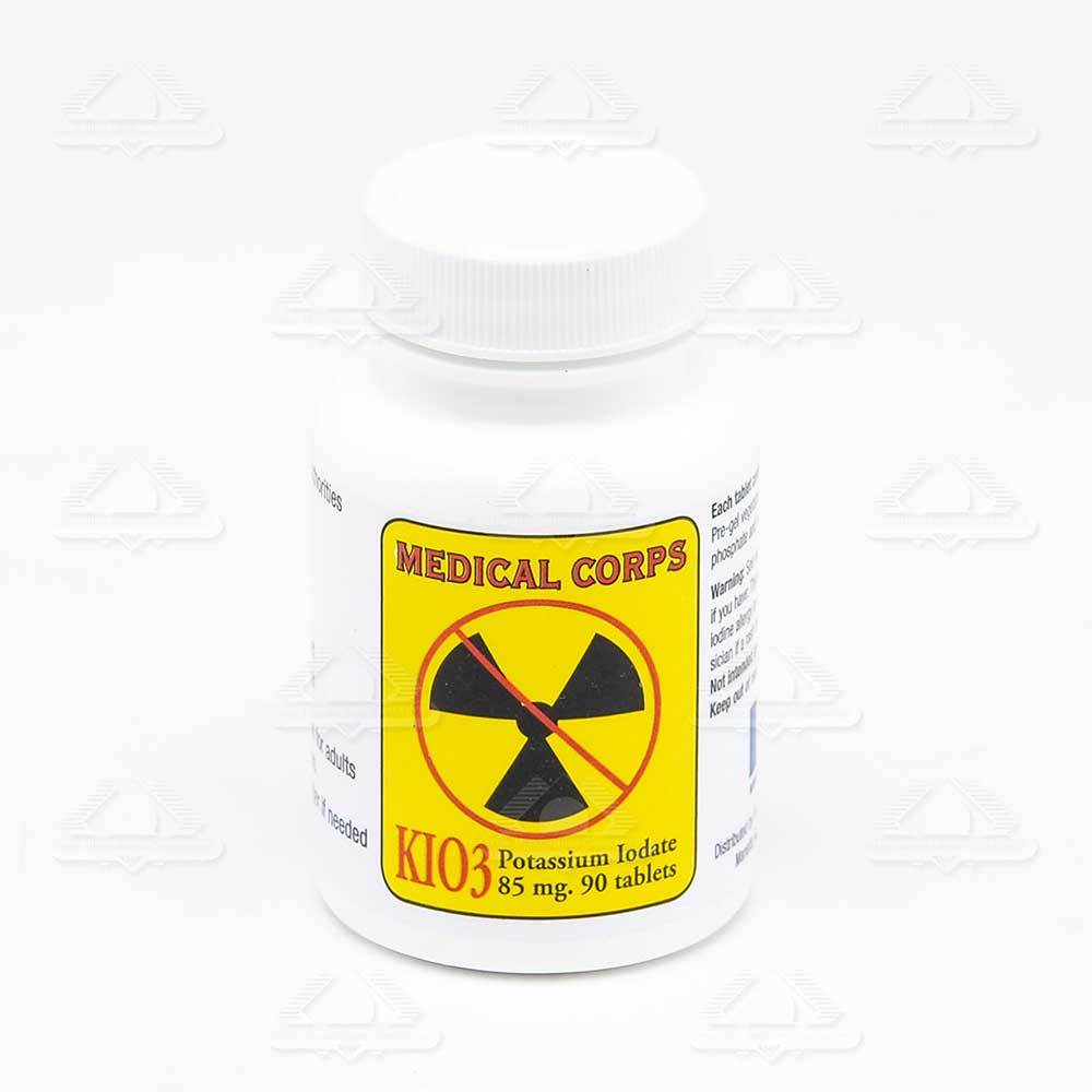 Medical Corps Potassium Iodate