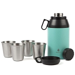 Stack Growler double insulated SS 64 oz